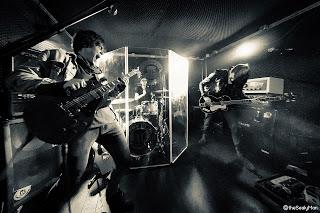 The Psychotic Monks en concert à Paris le 08 novembre 2016