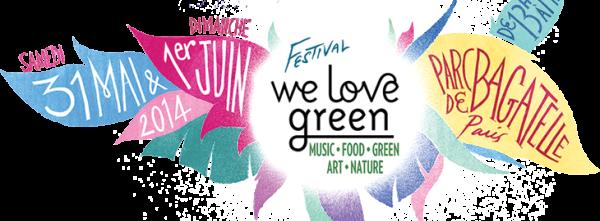 We Love Green 2014
