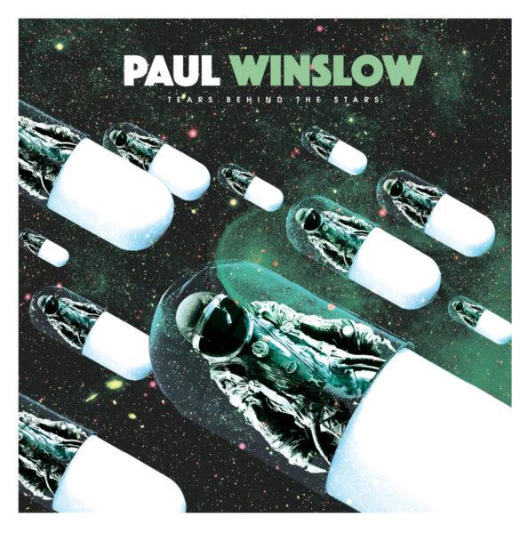 """Paul Winslow - """"Tears Behind The stars"""" pour la première fois en vinyle"""